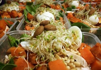 Gym Food Townsville
